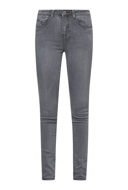 New Look Grey Skin Fit Jeans