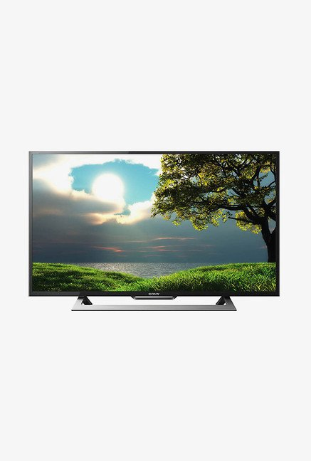 Sony Bravia KLV-32W512D 80cm HD Ready Smart LED TV (Black)