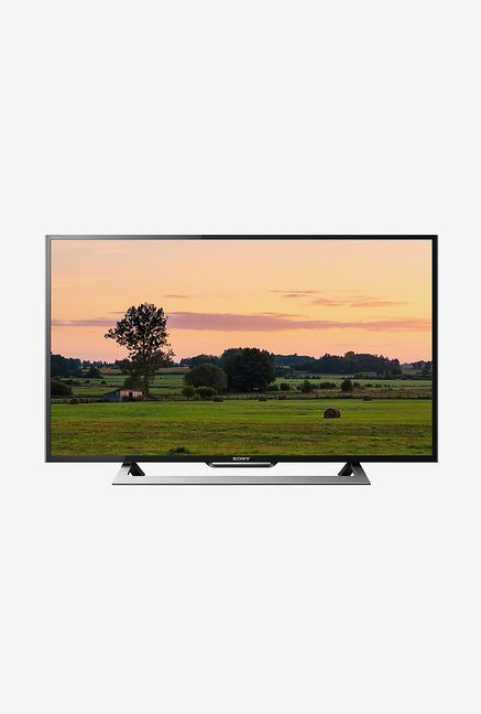 Sony Bravia KLV-48W562D 121cm Full HD LED TV (Black)