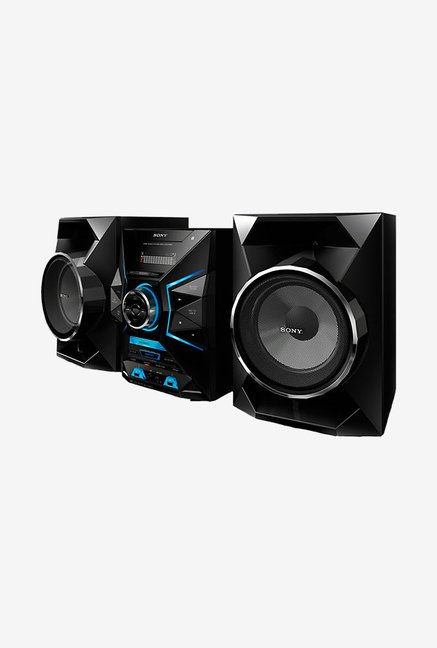 Sony MHC-GZX33D 2.0 High Power Home Audio System (Black)
