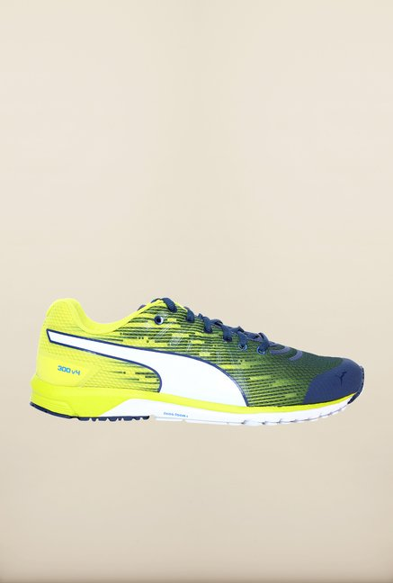 Puma Faas Poseidon Sulphur Running Shoes