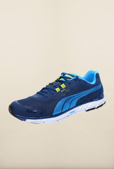 Puma Faas Navy Running Shoes
