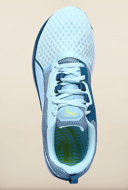 Puma Pulse PWR XT Light Blue Running Shoes