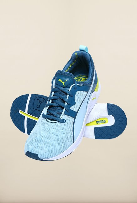Puma Pulse FLEX XT Blue Coral Running Shoes