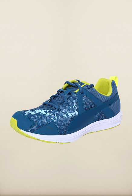 Puma Evader XT Blue Coral Running Shoes