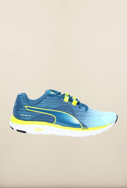 Puma Faas 500 V4 Blue Coral Running Shoes