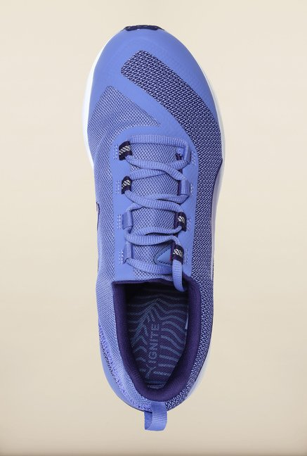 Puma Ignite XT Astral Aura & Denim Running Shoes