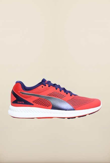 Puma Ignite Cayenne Astral Aura Running Shoes