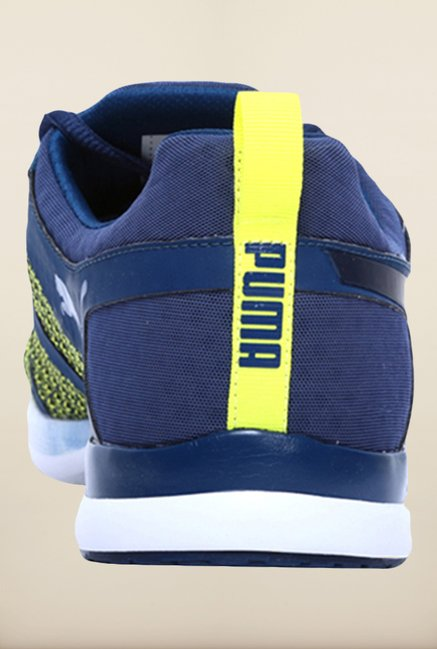 Puma Pulse XT Poseidon Sulphur Training Shoes