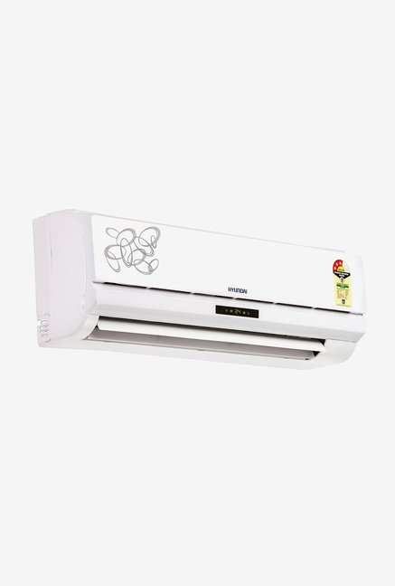 Hyundai HSP53GO1 1.5 Ton 3 Star Split Air Conditioner(White)