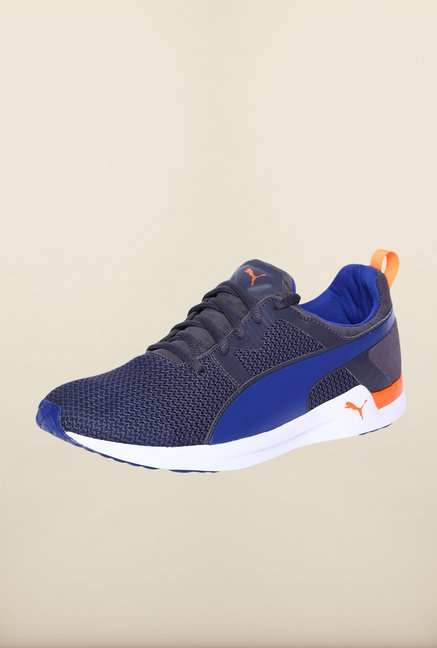 Puma Pulse XT Navy Training Shoes