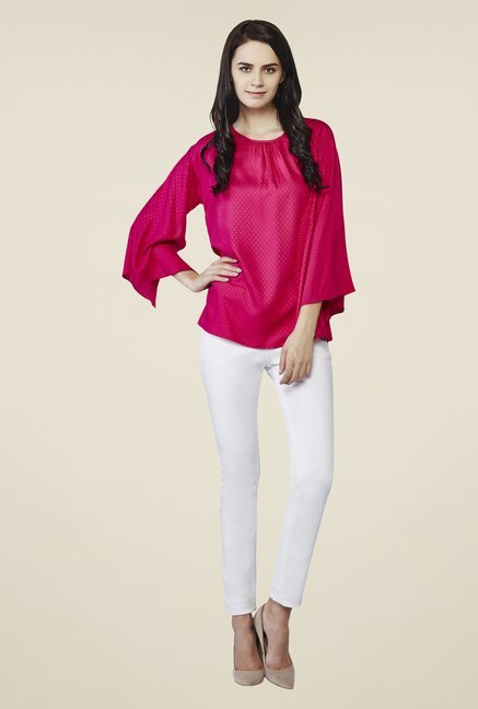 AND Pink Rogue Summer Top