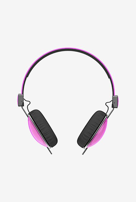 Skullcandy Navigator S5AVFM-313 Headphones (Hot Pink)