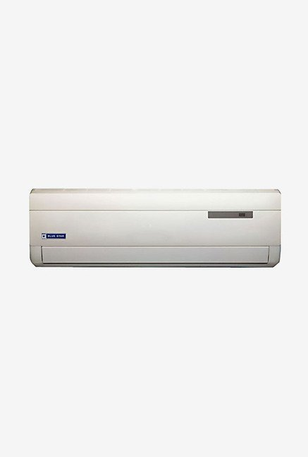 Blue Star 1.0 Ton 5 Star (BEE Rating 2017) 5HW12SATX2 Split AC (White)