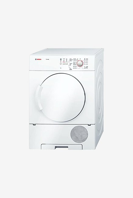 Bosch WTC84100IN 7 Kg Dryer (White)