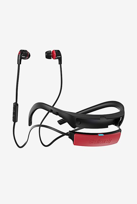 Skullcandy Smokin Buds 2 S2PGHW-521 Earphones (Black & Red)