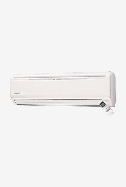 O General ASGA18JCC 1.5 Ton Inverter Split AC (White)