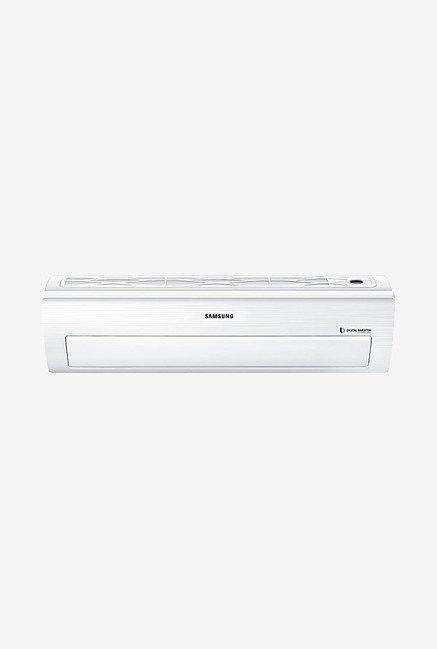 Samsung AR18KV5NBWK 1.5 Ton Inverter Split AC (White)