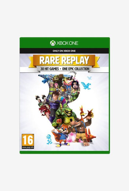 Microsoft Rare Replay for Xbox One