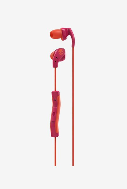 Skullcandy Method 2.0 S2CDHY-519 Earphones (Pink & Orange)
