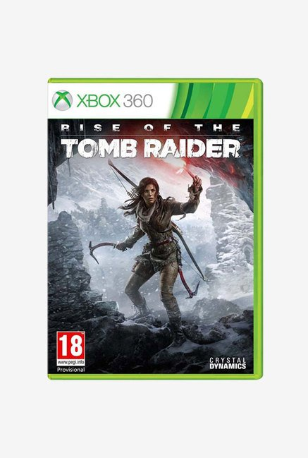 Microsoft Rise of the Tomb Raider for Xbox 360