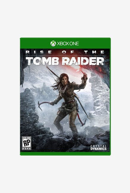 Microsoft Rise of the Tomb Raider for Xbox One