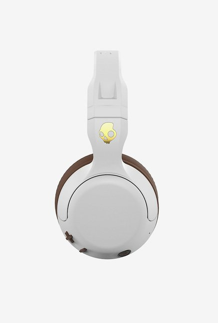 Skullcandy Hesh 2 S6HBJY-534 Headphones with Mic(White&Gold)