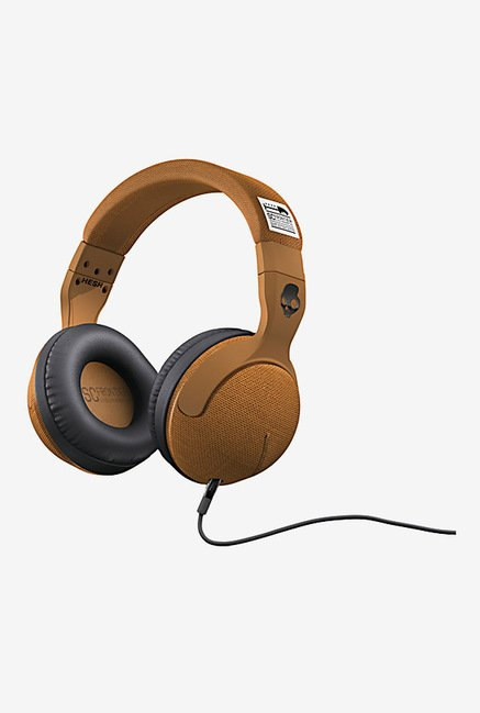Skullcandy Hesh 2 S6HSDY-222 Headphones with Mic (Brown)