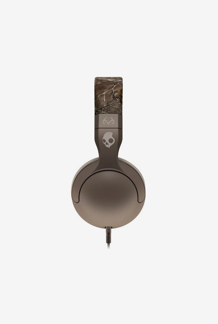 Skullcandy Hesh 2 S6HSFY-311 Headphones with Mic(Dark Tan)
