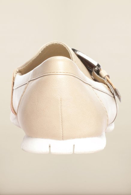 Pavers England Beige Casual Loafers