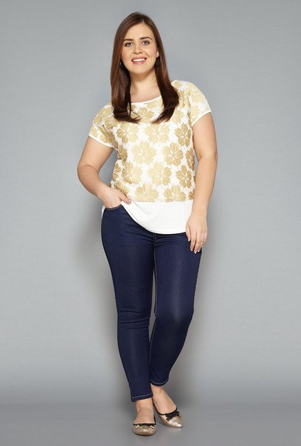 Sassy Soda Indigo Slim Fit Jeans
