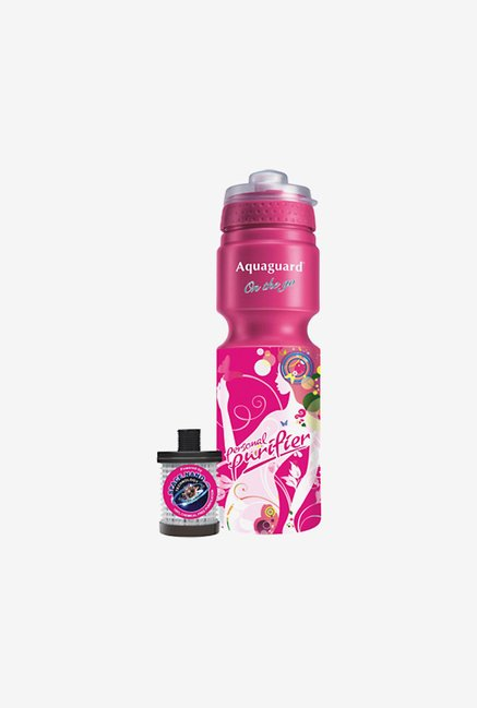 Eureka Forbes Aquaguard On The GO Water Purifier (Pink)