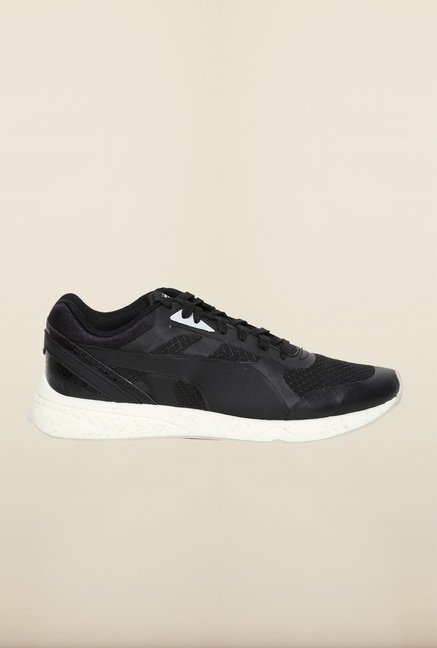 Puma Black & White Sneakers