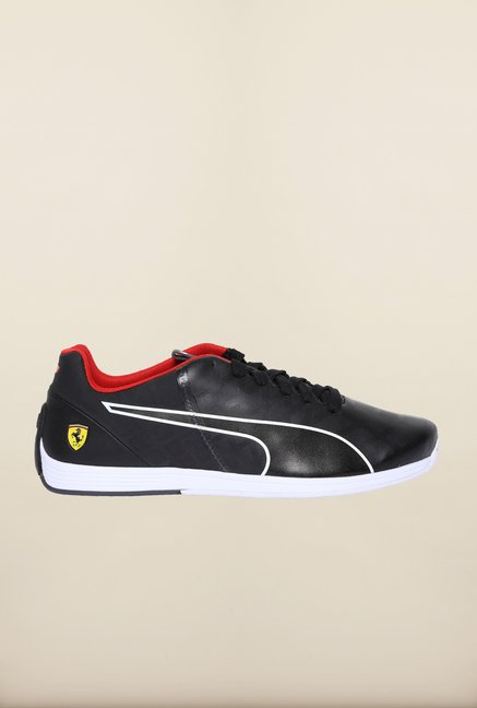 Puma Ferrari Black Sneakers