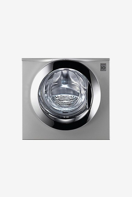 LG F1496ADP24 8/4 kg Front Loading Washer Dryer (Silver)