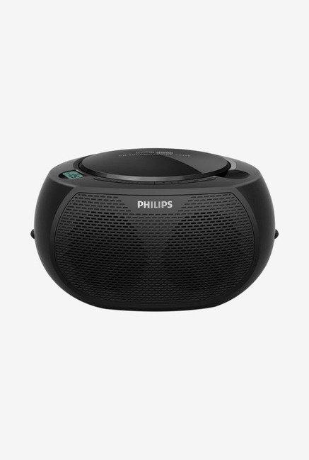 Philips AZ380 Sound Machine (Black)