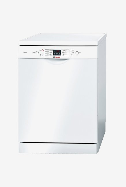 Bosch SMS60L02IN Fully Automatic Dish Washer (White)