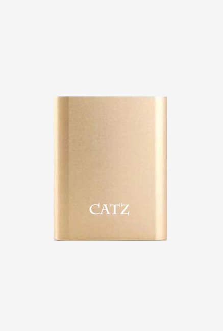 CATZ PBCZ4-10400GL 10400 mAh Power Bank (Gold)