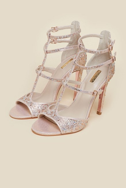 Carvela by Kurt Geiger Pink Gaye Sandals