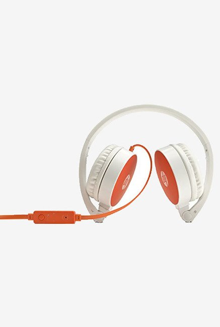 HP On The Ear H2800 Headset (Orange)