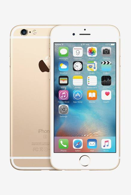 Apple iPhone 6S Plus 128 GB (Gold)