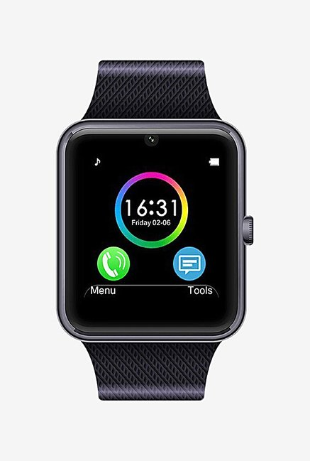 Noise GT08 350mAh Smart Watch (Black)