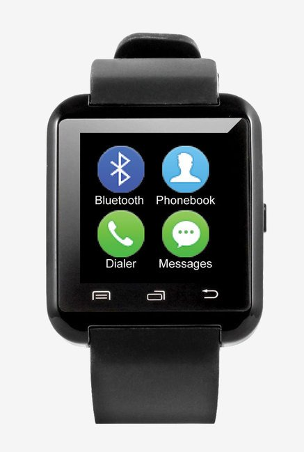 Noise Impulse 230mAh Smart Watch (Black)