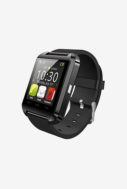 Noise u8 230mAh Smart Watch (Black)