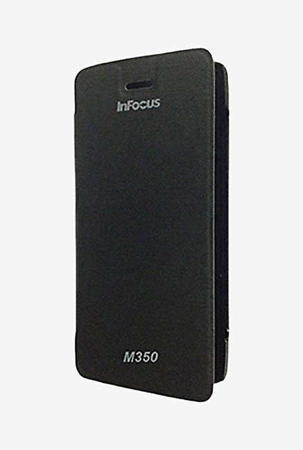 Noise Flip Cover for Infocus M350 (Black)