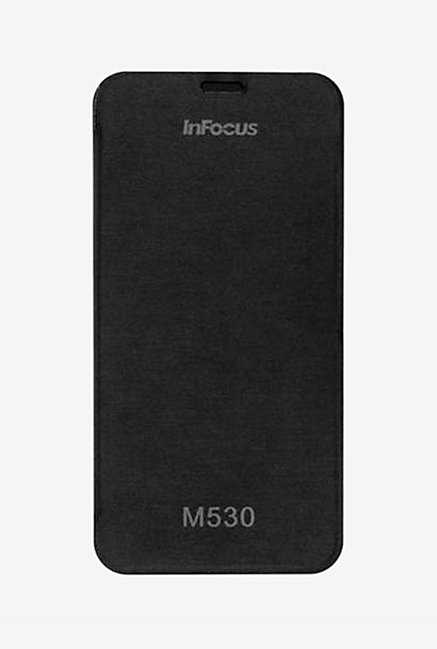 Noise Flip Cover for Infocus M530 (Black)