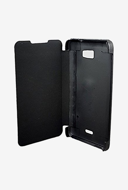 Noise Flip Cover for Coolpad Dazen 1 (Black)