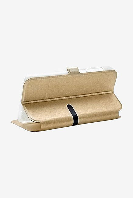 Noise Flip Cover for Coolpad Dazen Note 3 (Gold)