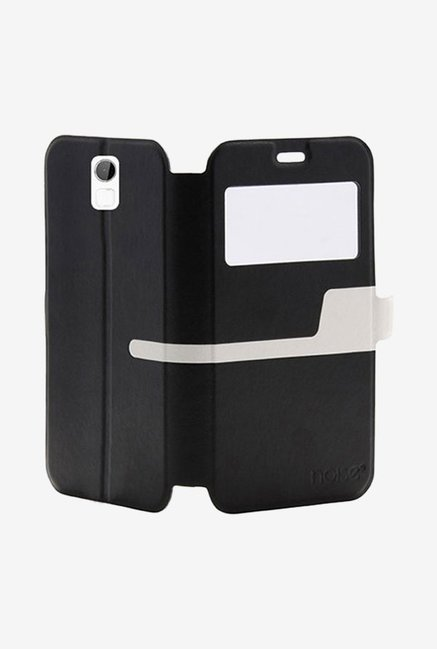 Noise Flip Cover for Coolpad Dazen Note 3 (Black)