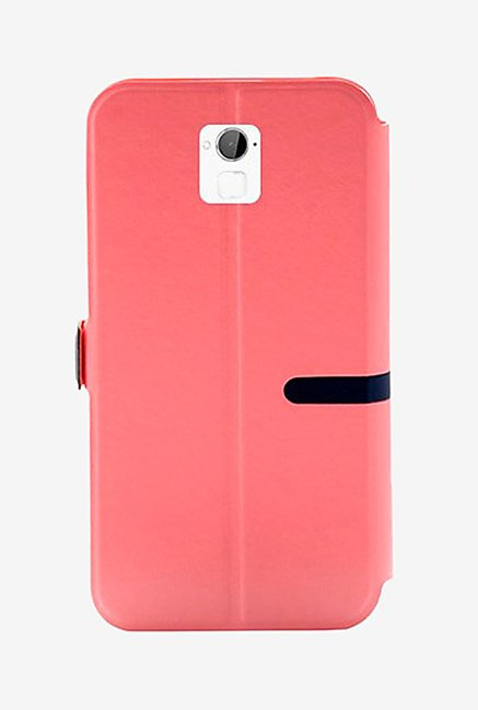 Noise Flip Cover for Coolpad Dazen Note 3 (Pink)